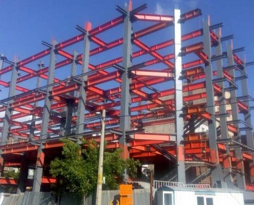 پروژه 6 - تالار بزرگ شمس العماره اردبیل
